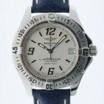 Breitling Colt Oceane Steel 35mm Silver Arabic numerals