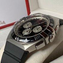 Omega Constellation Double Eagle Acier 41mm Noir Sans chiffres