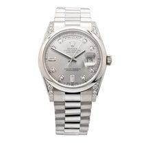Rolex Day-Date 36 118296 2008 nov