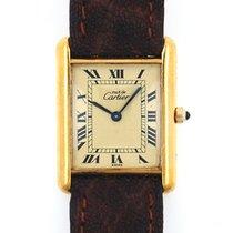 Cartier Tank Vermeil 2000 gebraucht