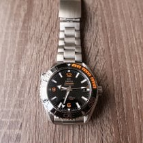 Omega Seamaster Planet Ocean Steel 43.5mm Black Arabic numerals United States of America, California, Sunnyvale