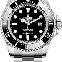 Rolex Sea-Dweller Deepsea Steel 44mm Black No numerals United States of America, California, Los Angeles