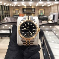 Tudor Black Bay 41 Gold/Steel 41mm Black No numerals