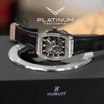 Hublot Spirit of Big Bang Titanium 42mm Transparent No numerals United States of America, Texas, Laredo