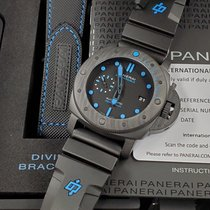 Panerai Carbon Automatic Black 47mm new