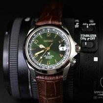 Seiko Prospex Seiko Alpinist 2020 Green SBDC091 / SPB121 new