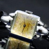 Rolex Oyster Precision Stahl 17mm Römisch