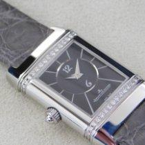 Jaeger-LeCoultre Reverso Duetto Stahl 21mm Silber Arabisch Deutschland, Buxtehude