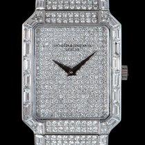 Vacheron Constantin Platinum 26mm Manual winding 39549/989 pre-owned