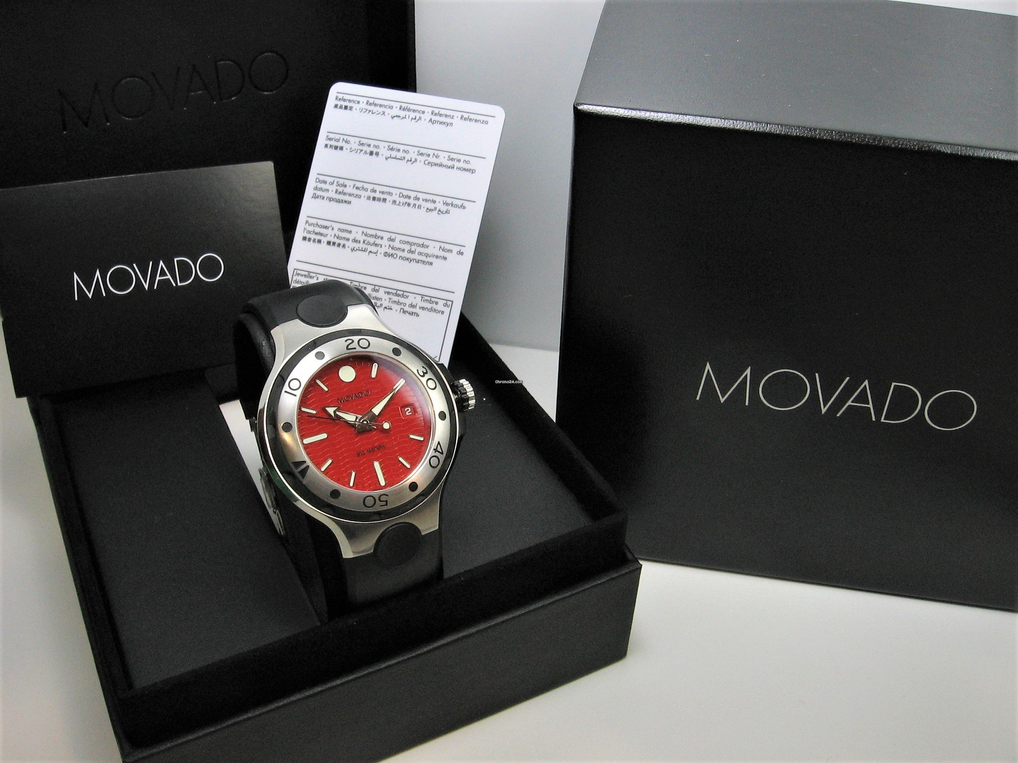 Movado Serie 800 For Rp 10 462 813 For Sale From A Seller On Chrono24