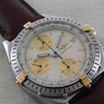 Breitling Chronomat Gold/Stahl 39mm Weiß Deutschland, Buxtehude