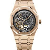 Audemars Piguet Royal Oak Double Balance Wheel Openworked 15407OR.OO.1220OR.01 2020 nouveau