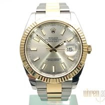Rolex Datejust 126333 2017 pre-owned