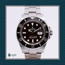 Rolex Sea-Dweller 126600 Sehr gut Stahl 43mm Automatik