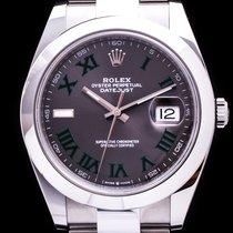 Rolex Datejust Stahl 41mm Deutschland, Hamburg