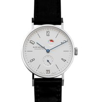 NOMOS Tangente Gangreserve new 2020 Manual winding Watch with original box and original papers 131