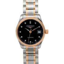 Longines Master Collection Steel 25.5mm Black