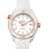 Omega Seamaster Planet Ocean Rose gold 39.5mm White