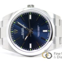 Rolex Oyster Perpetual 39 nuevo 2020 Automático Reloj con estuche y documentos originales 114300