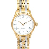 Longines Lyre Steel 25.00mm White