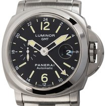 Panerai Luminor GMT Automatic Steel 44mm Black United States of America, Texas, Austin