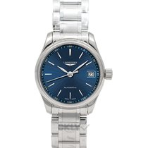 Longines Master Collection Steel 25.5mm Blue