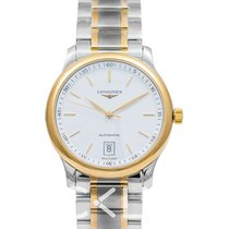 Longines Master Collection Steel 38.50mm White