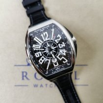 Franck Muller Steel Automatic 45mm new Vanguard