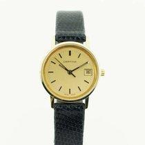 Certina Certina vintage 14kt gold occasion