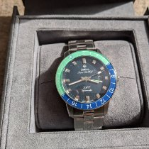 Zodiac Steel 40mm Automatic ZO9402, No. 128 of 182 pre-owned