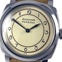 Panerai Radiomir 1940 3 Days Acero 47mm Amarillo