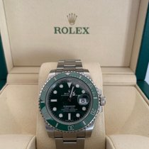 Rolex Submariner Date new 2016 Automatic Watch with original box and original papers 116610LV