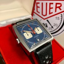 Heuer Steel 40mm Automatic 1133 B pre-owned United Kingdom, Darwen