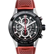 TAG Heuer Carrera Calibre HEUER 01 CAR2A1Z.FT6050 new