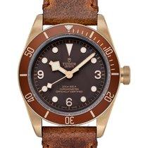 Tudor Steel Automatic Brown 43mm new Black Bay Bronze