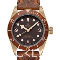 Tudor Steel Automatic Brown 43mm new Black Bay Bronze