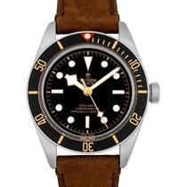 Tudor 79030N-0002 Steel Black Bay Fifty-Eight 39mm new