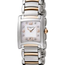 Frederique Constant Classics Delight Steel 28mm Mother of pearl