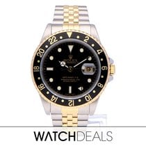 Rolex GMT-Master II 16713 1990 pre-owned
