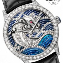Van Cleef & Arpels White gold 42mm Automatic VCARO4FF00 new United States of America, Florida, North Miami Beach