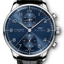 IWC Portuguese Chronograph IW371606 2020 nouveau