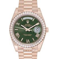 Rolex Day-Date 40 228345RBR nouveau