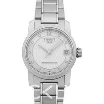 Tissot Titanium Automatic T087.207.44.116.00 neu