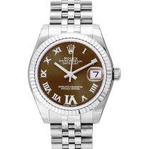 Rolex Lady-Datejust 178274 New Steel 31mm Automatic
