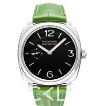 沛納海 Radiomir 1940 3 Days 新的 手動發條 附正版包裝盒和原版文件的手錶 PAM00574