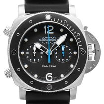 Panerai Luminor Submersible 1950 3 Days Automatic 47mm Black