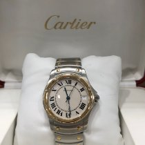 Cartier Santos (submodel) 1910 pre-owned