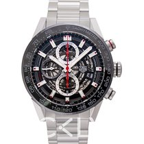 TAG Heuer Carrera Calibre HEUER 01 CAR201V.BA0714 new