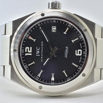 IWC Ingenieur AMG Steel 42.5mm Black Arabic numerals