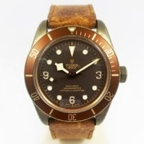 Tudor Black Bay Bronze Bronze 43mm Brown Arabic numerals United States of America, Florida, Coral Gables
